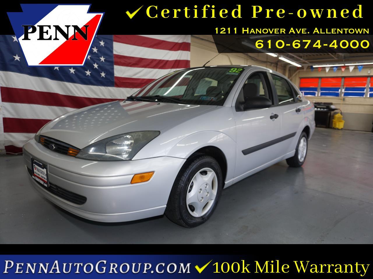 2003 Ford Focus LX