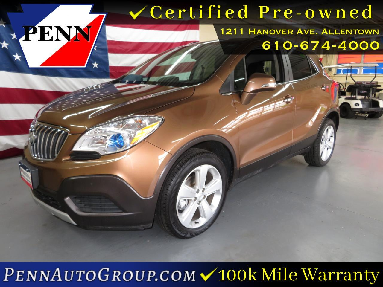 Buick Encore AWD 4dr 2016