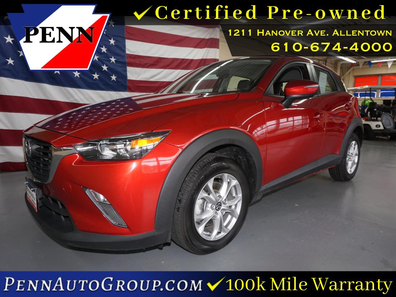 Mazda CX-3 Touring AWD 2016