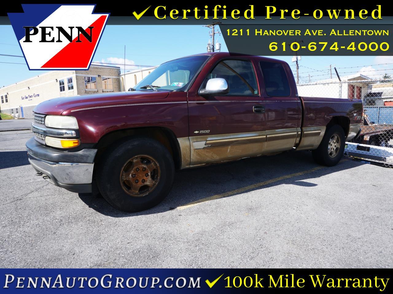 Chevrolet Silverado 1500 LS 2001