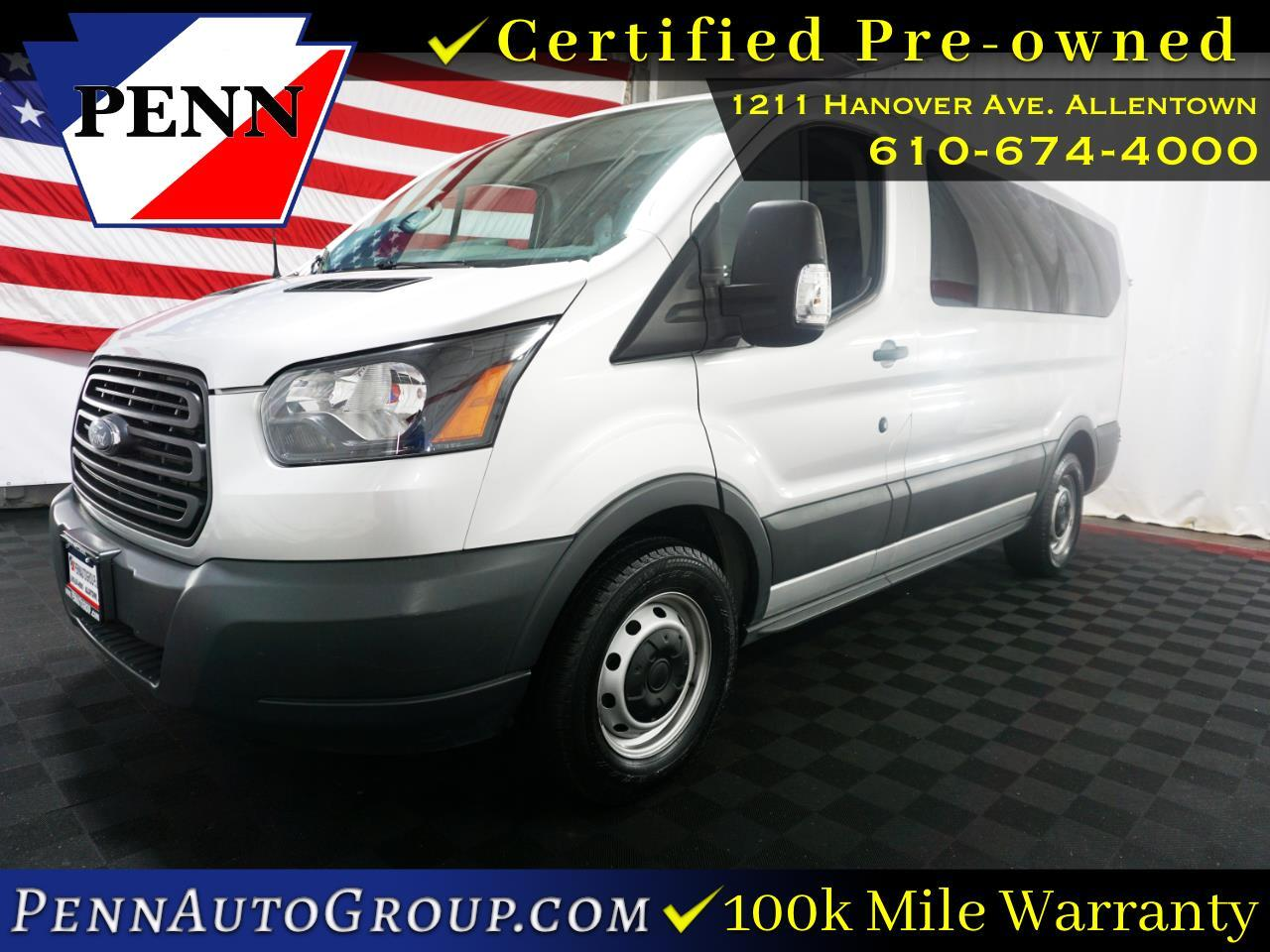 Ford Transit XL 2016