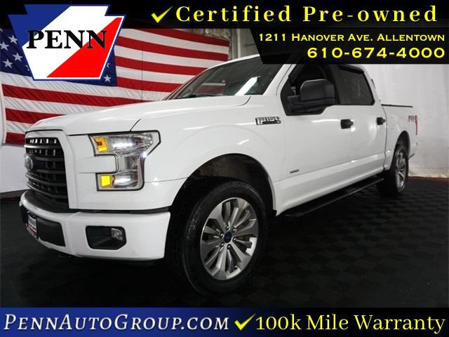 Ford F-150 XL 6.5-ft. Bed 4WD 2017