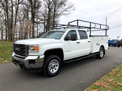 2016 GMC Sierra 3500HD