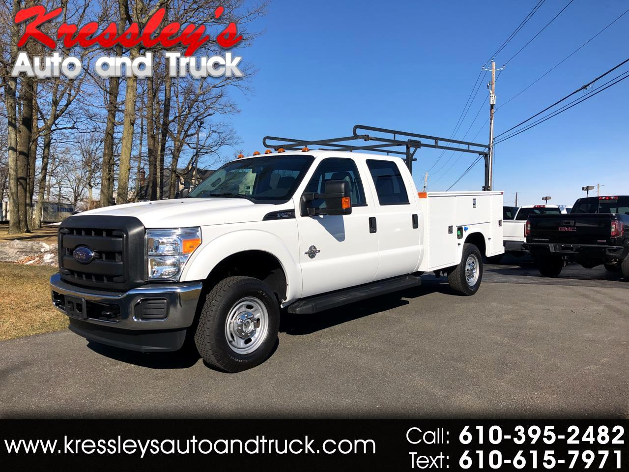"2016 Ford Super Duty F-250 SRW 4WD Crew Cab 172"" XL"