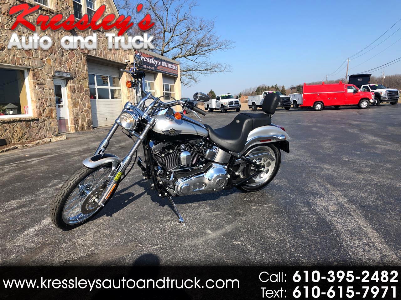 2003 Harley-Davidson Softail Deuce 100th anniversary