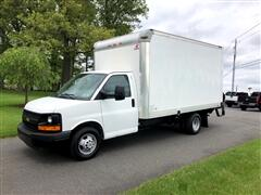 2014 Chevrolet Express Commercial Cutaway