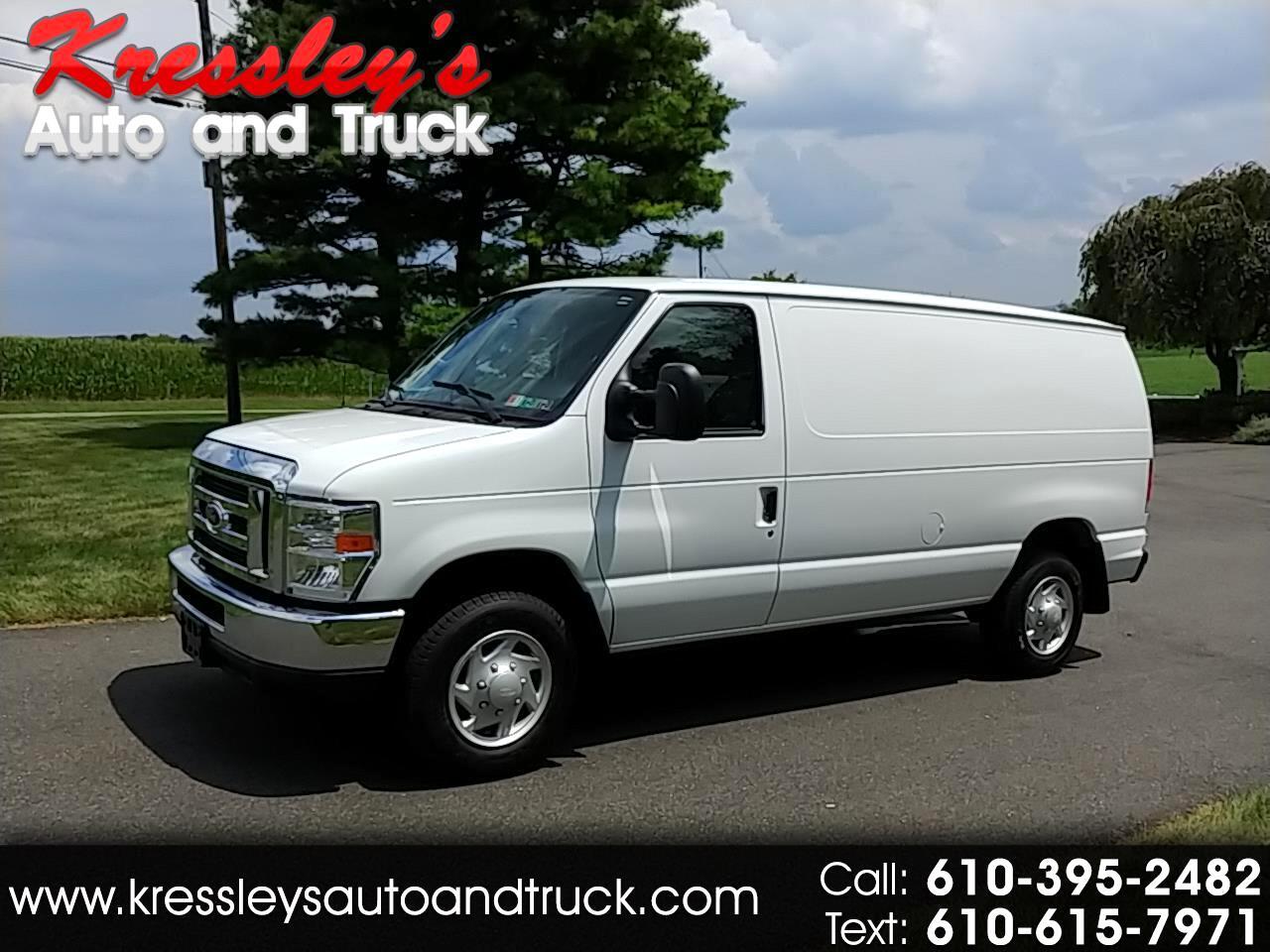 Ford Econoline Cargo Van E-150 Commercial 2014