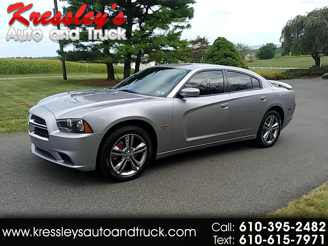 2014 Dodge Charger 4dr Sdn RT Plus AWD
