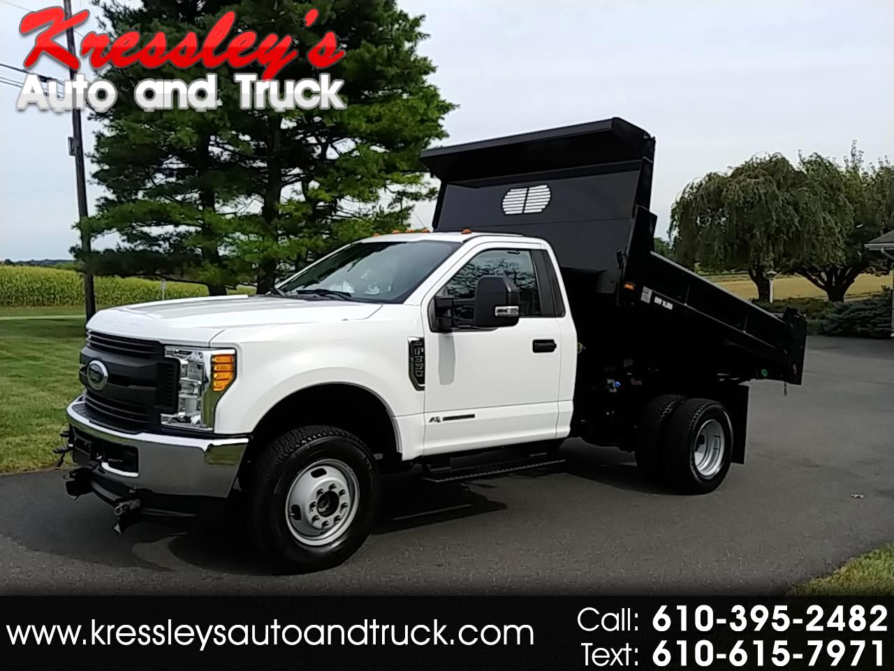 "2017 Ford Super Duty F-350 DRW XL 4WD Reg Cab 145"" WB 60"" CA"