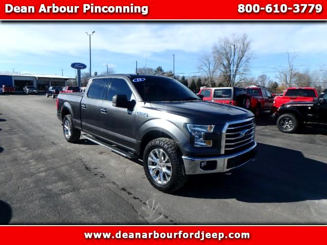 2015 Ford F-150 XLT Supercrew 6.5-ft Bed 4WD