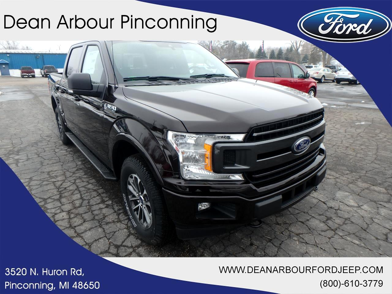2019 Ford F-150 XLT SuperCrew Short Box 4WD