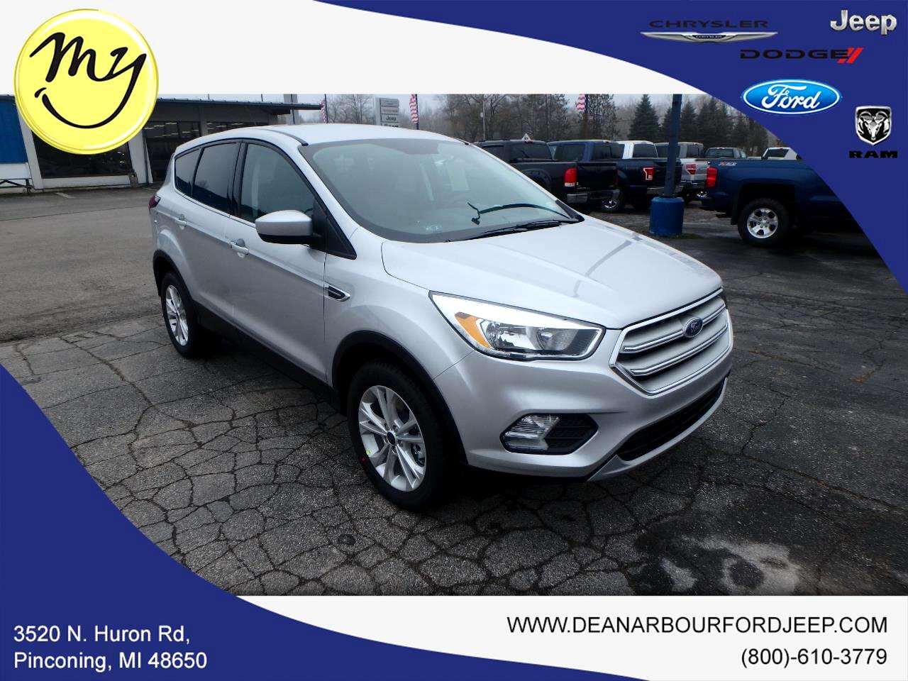 new 2019 ford escape se 4wd for sale in midland bay city. Black Bedroom Furniture Sets. Home Design Ideas