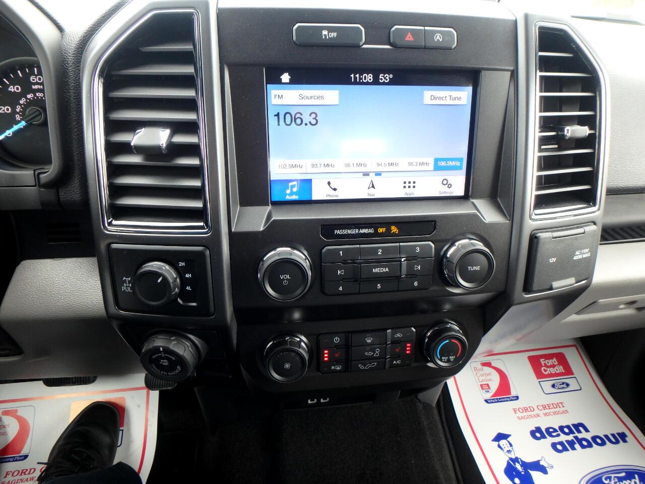 2019 Ford F-150 XLT SuperCrew Short Box 4WD