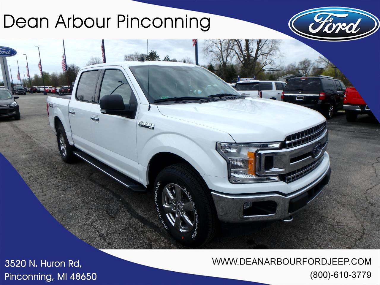 Dean Arbour Ford >> New 2019 Ford F 150 For Sale In Pinconning Mi 48650 Dean Arbour