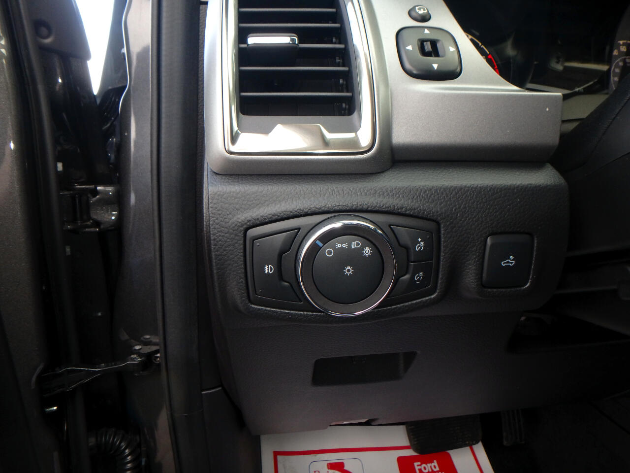 2019 Ford Ranger XL 4WD SuperCrew 5' Box