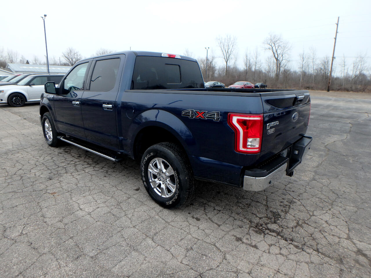 Dean Arbour Ford >> Used 2017 Ford F-150 XLT SuperCrew Short Bed 4WD for Sale ...