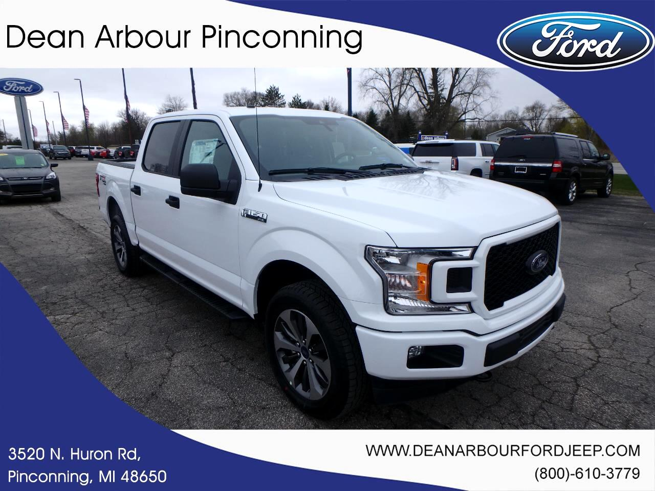 2019 Ford F-150 XL 4WD SuperCrew 5.5' Box