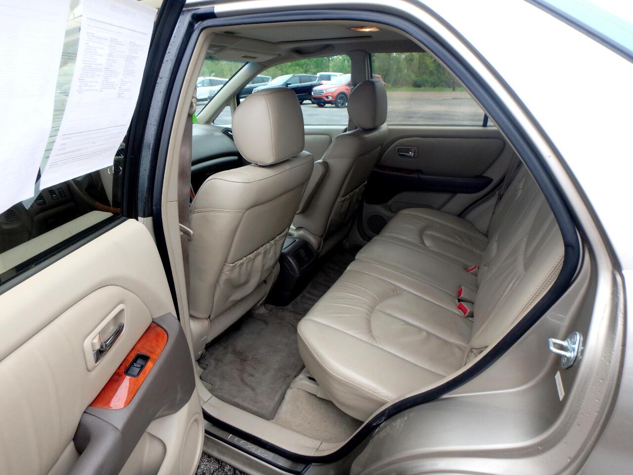 2001 Lexus RX 300 4dr SUV 4WD