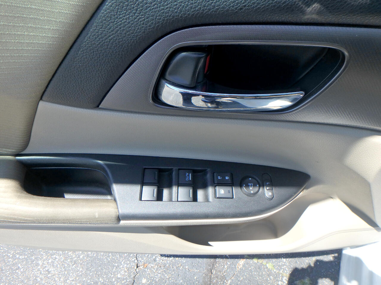 Honda Accord Sedan 4dr I4 CVT LX 2014