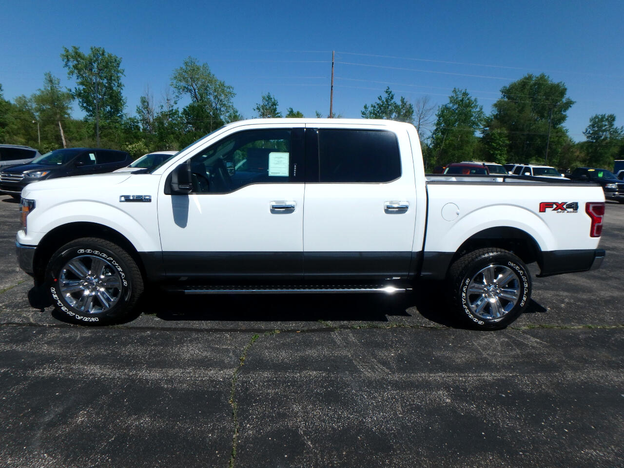 Ford F-150 XLT SuperCrew 5.5-ft. Bed 4WD 2019