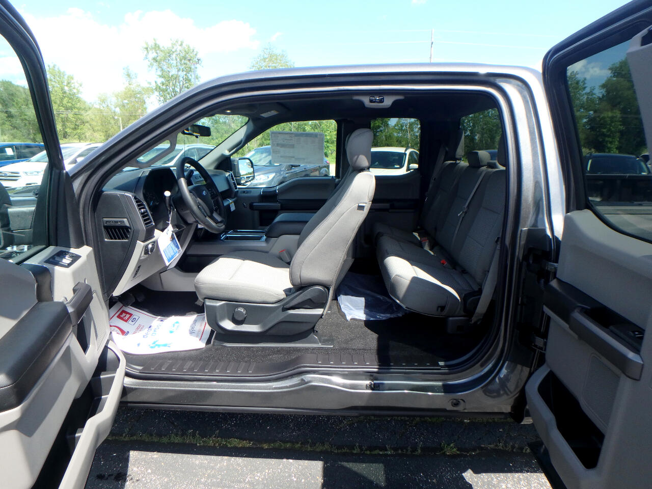 Ford F-150 XLT SuperCab 6.5-ft. Bed 4WD 2019