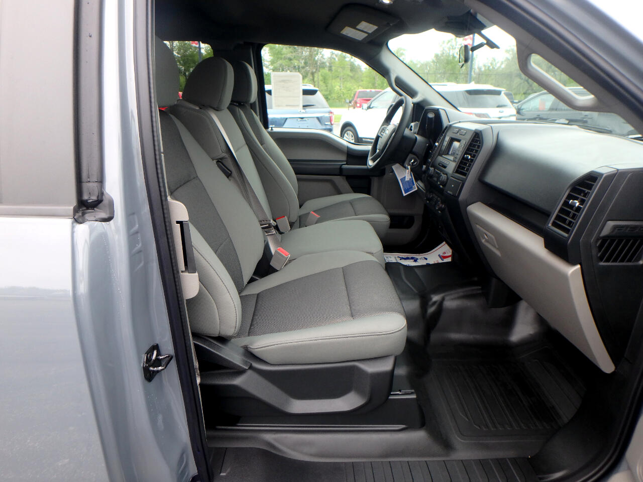 2019 Ford F-150 XL SuperCab 6.5-ft. Bed 4WD