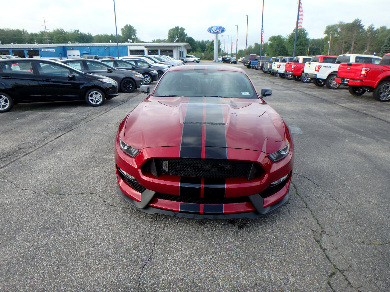Ford Mustang Shelby GT350 Fastback 2019