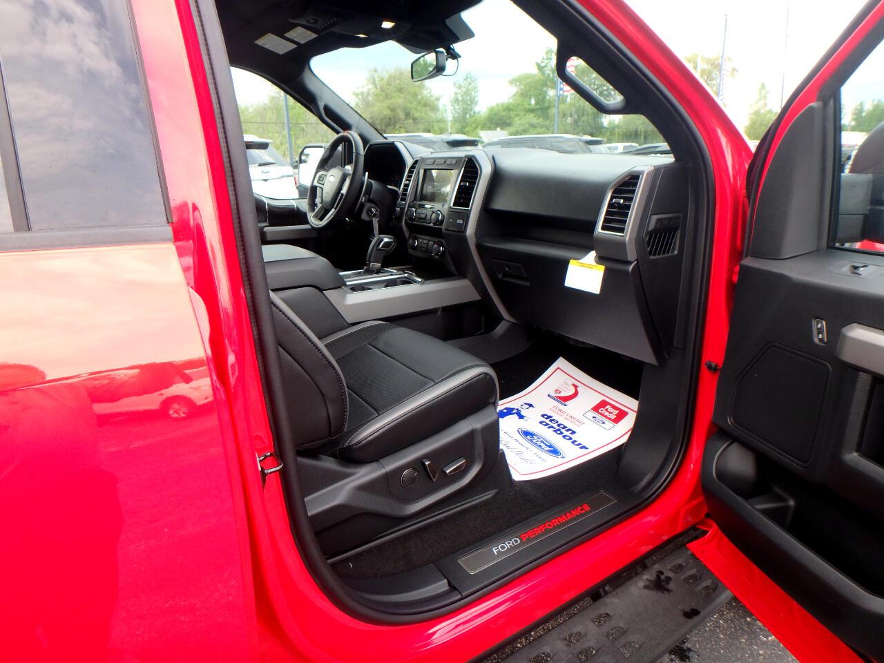 Ford F-150 Raptor 4WD SuperCrew 5.5' Box 2019
