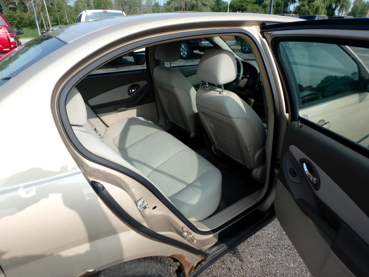 2005 Chevrolet Malibu 4dr Base Sdn