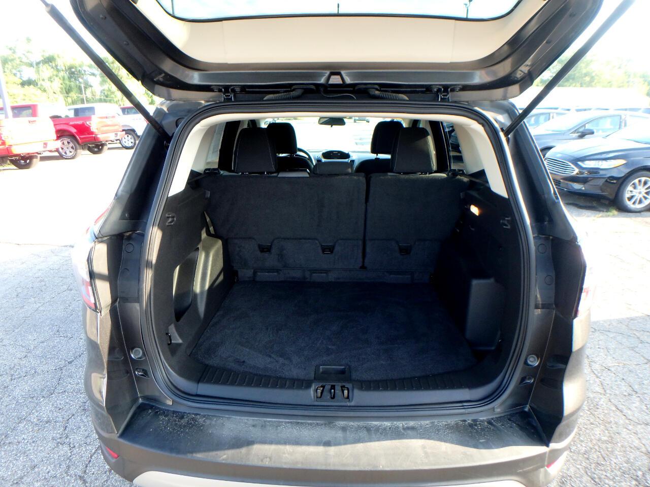 Ford Escape SE 4WD 2017