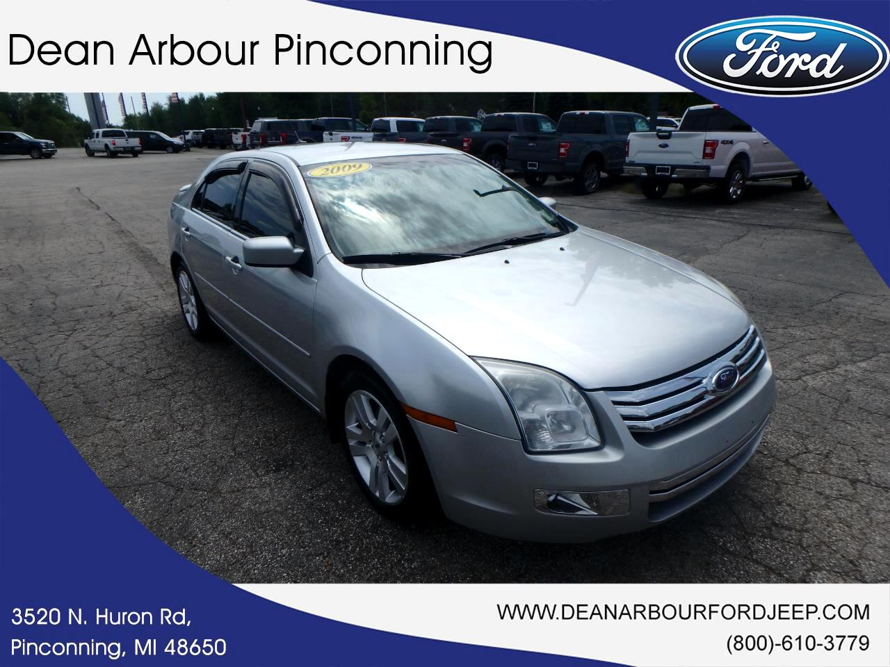 2009 Ford Fusion 4dr Sdn V6 SEL AWD