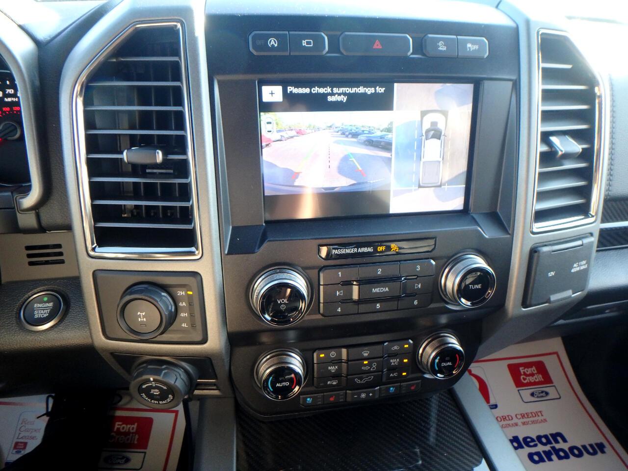 2019 Ford F-150 Raptor 4WD SuperCrew 5.5' Box