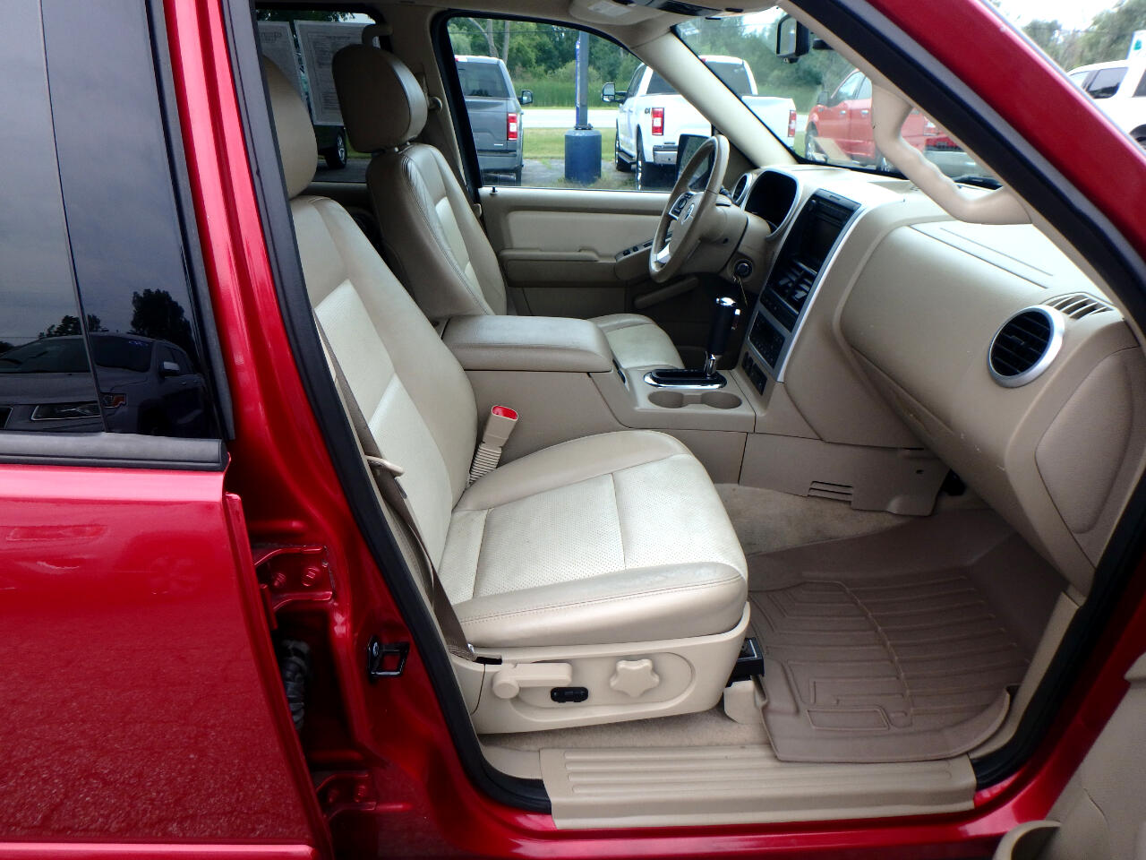 2007 Mercury Mountaineer AWD 4dr V8 Premier