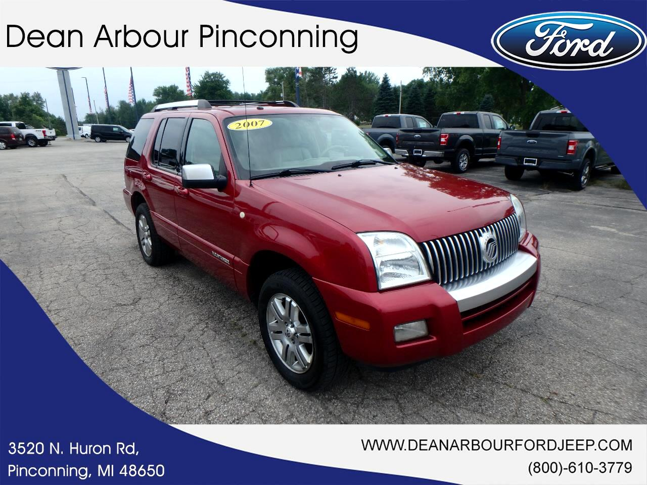 2007 Mercury Mountaineer AWD 4dr V8 Premier