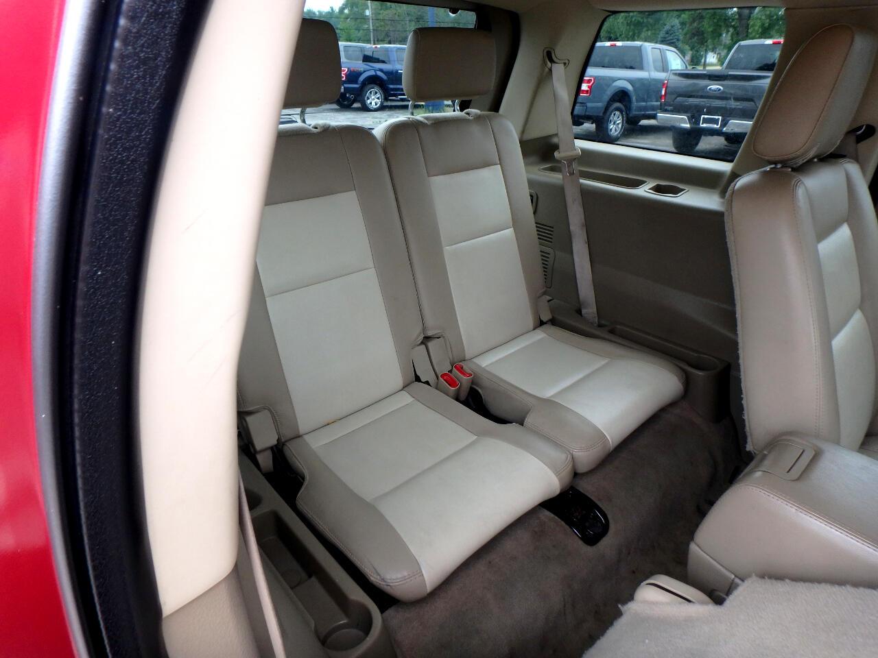 Mercury Mountaineer AWD 4dr V8 Premier 2007