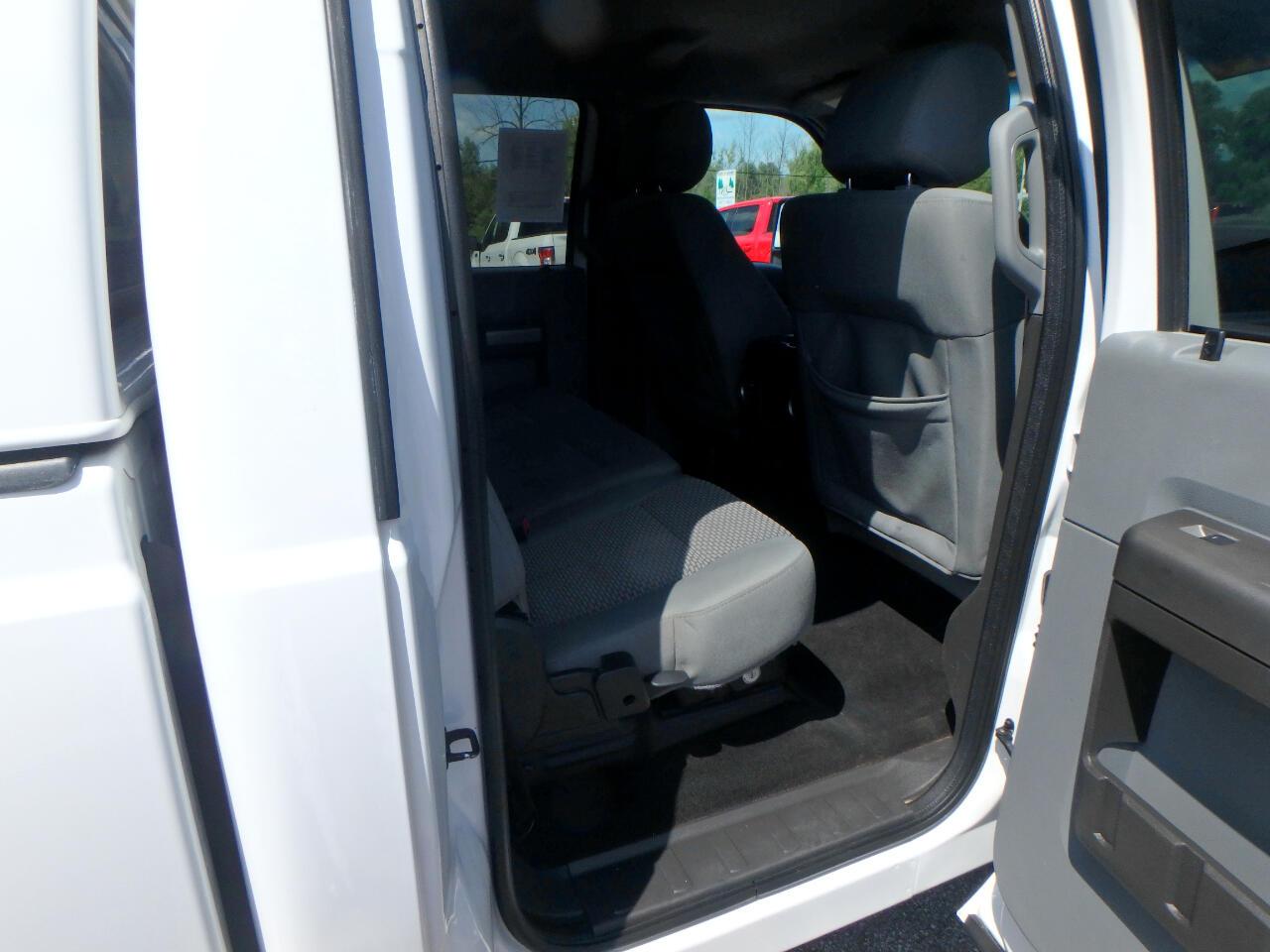 2014 Ford Super Duty F-250 SRW XLT 4WD Crew Cab 6.75' Box