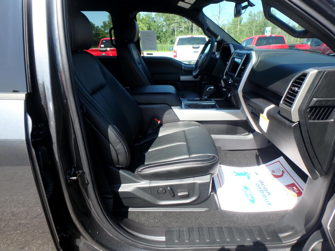 2019 Ford F-150 Lariat 4WD SuperCrew 5.5' Box