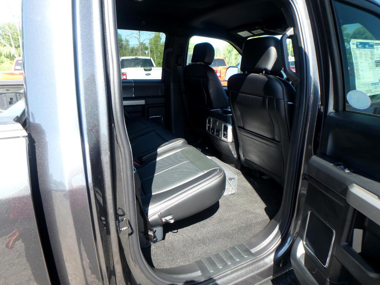 Ford F-150 Lariat 4WD SuperCrew 5.5' Box 2019
