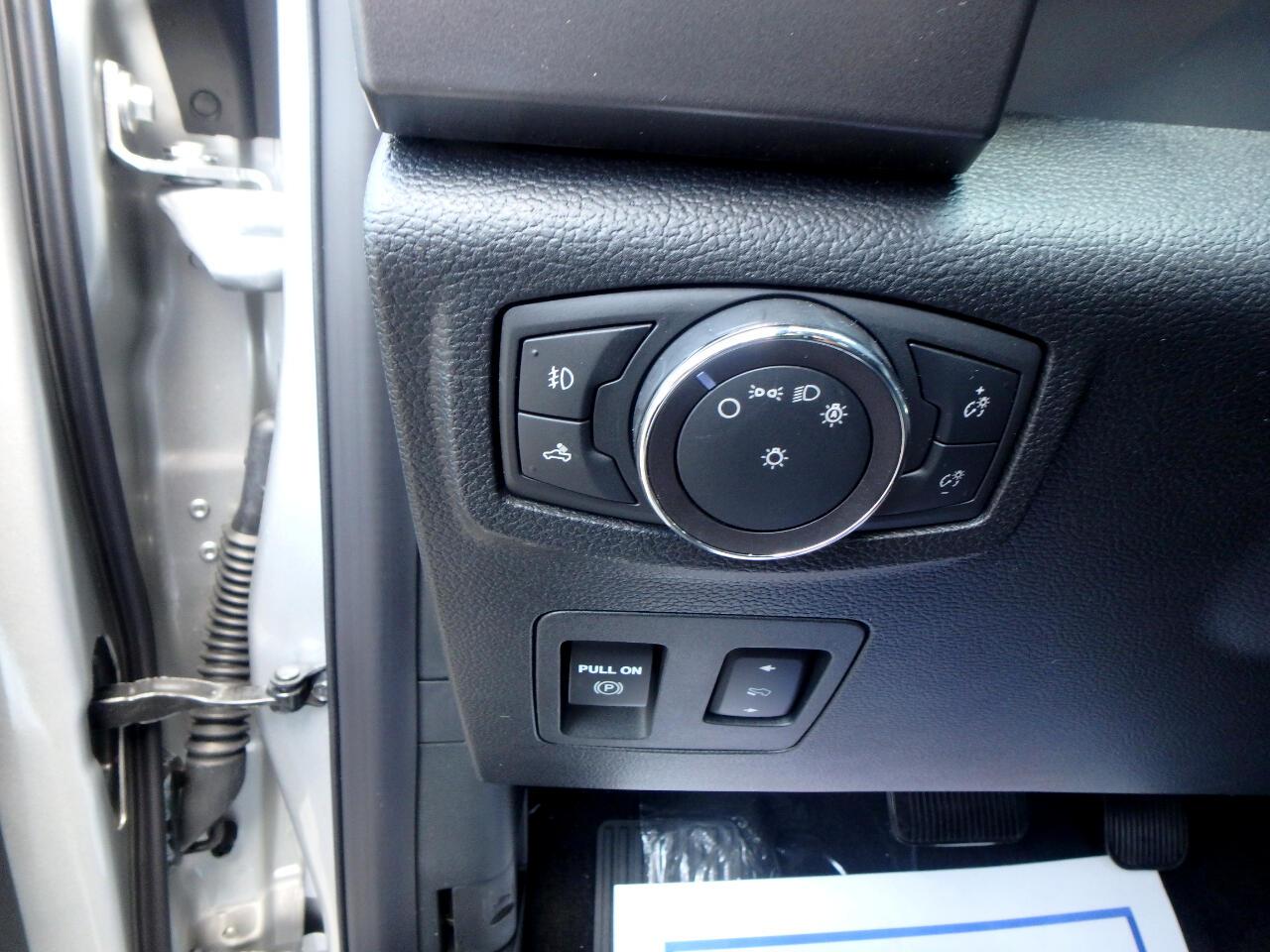 2019 Ford F-150 XLT 4WD SuperCrew 5.5' Box