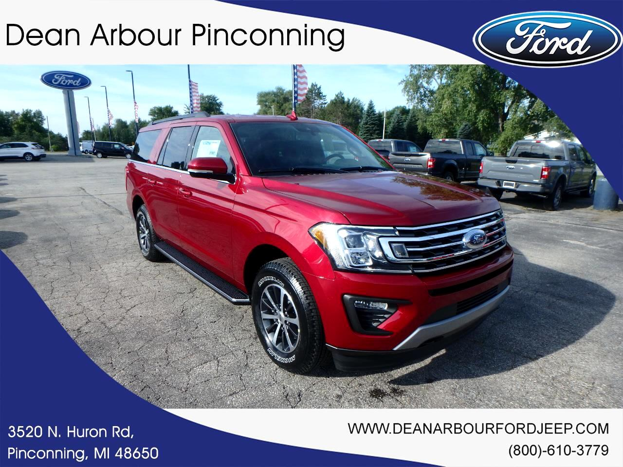 2019 Ford Expedition Max XLT 4x4