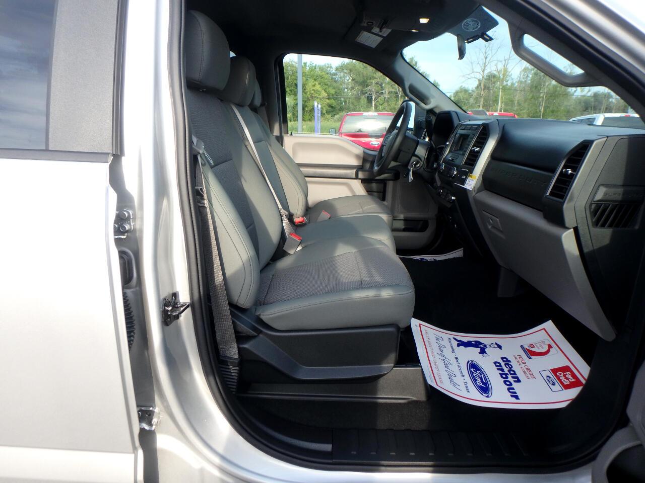 2019 Ford Super Duty F-250 SRW XL 4WD Crew Cab 6.75' Box
