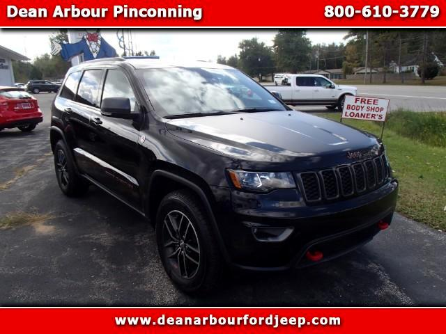 2018 Jeep Grand Cherokee Trailhawk 4WD