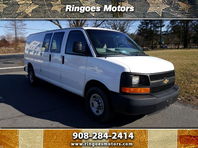 Chevrolet Express 3500 Cargo Extended 2016