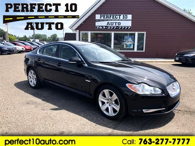 2010 Jaguar XF-Series Luxury