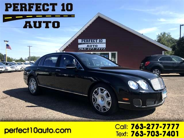 2012 Bentley Continental Flying Spur Sedan