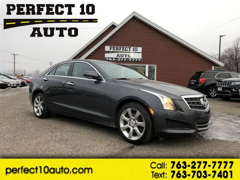 Cadillac ATS 3.6L Luxury AWD 2014