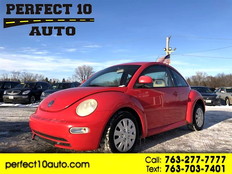 Volkswagen New Beetle Base 1998