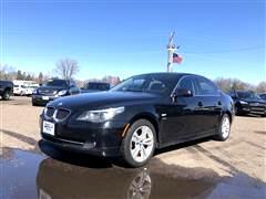 2010 BMW 5-Series