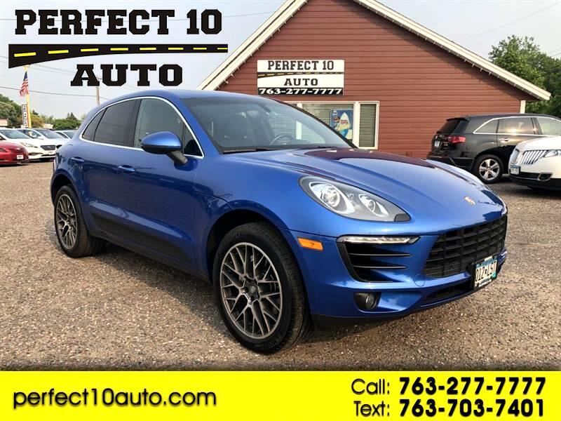 Used 2015 Porsche Macan S For Sale In Minneapolis Mn 55405