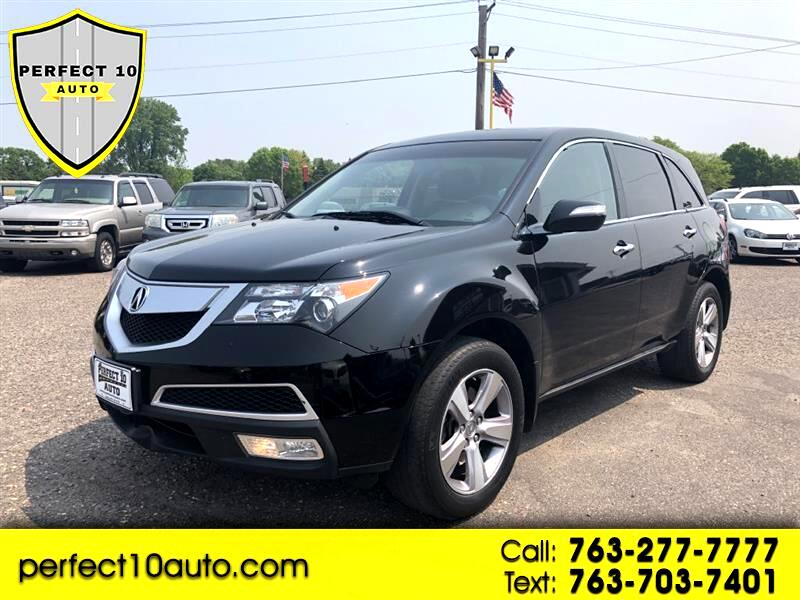 Acura MDX SH-AWD 4dr Tech/Entertainment Pkg 2013